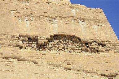 Pyramid at Meidum