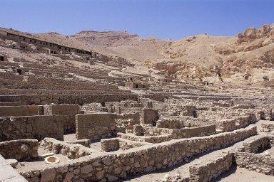Deir el-Medina [village]