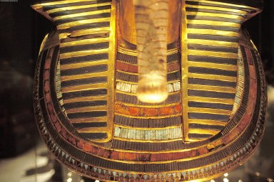 Second Outside Coffin of Tutankhamen