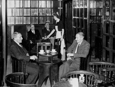 Ingram Street Tea-Rooms