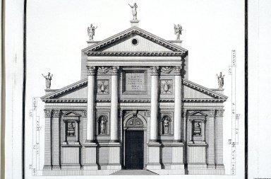 Le fabbriche e i disegni di Andrea Palladio