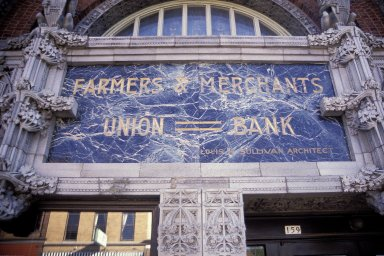 Farmers' and Merchants' Union Bank