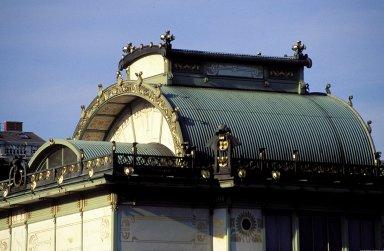 Karlsplatz Stadtbahn Station Pavilions