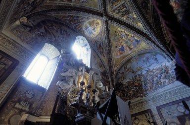 Orvieto Cathedral: Cappella di San Brizio Frescoes