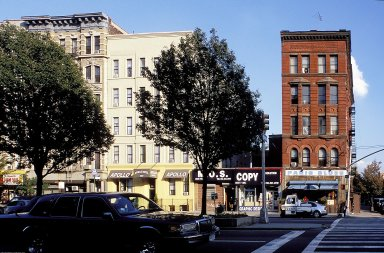 Harlem: Urban and Topographic Views