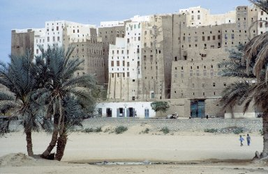 Shibam: Vernacular Clay High-Rise Architecture