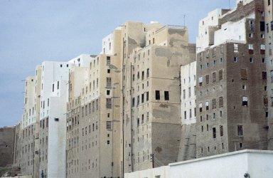 Shibam: Vernacular Clay High-Rise Architecture