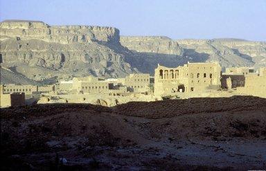 Tarim: Vernacular Architecture