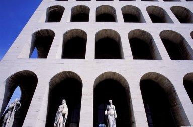 EUR: Palazzo della Civilt¿ Italiana