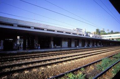 Ostiense Station