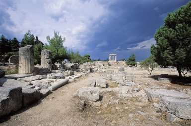 Corinth [Ancient Greek and Roman site]