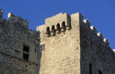 Hospitaller Fortifications, Lindos and Rhodes