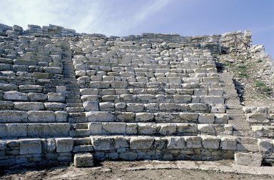 Segesta: Theater