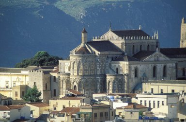 Monreale Cathedral: Topographic Views