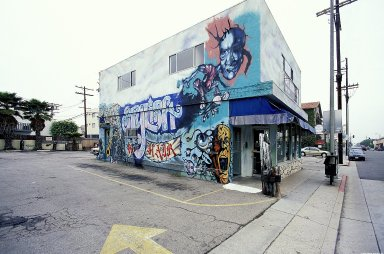 Graffiti Art: Collection A