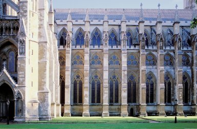 Westminster Abbey: Norman Structure