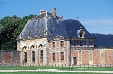 Ch¿teau de Vaux le Vicomte: Stables