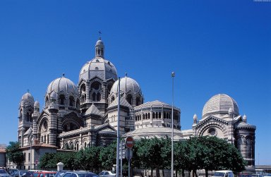 Marseilles Cathedral
