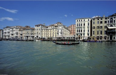 Grand Canal; Topographic Views