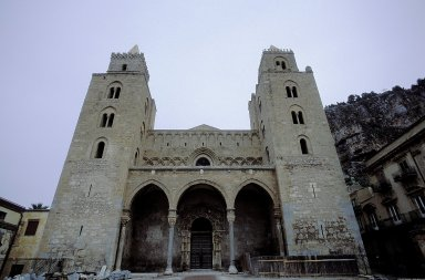 Cefal¿ Cathedral