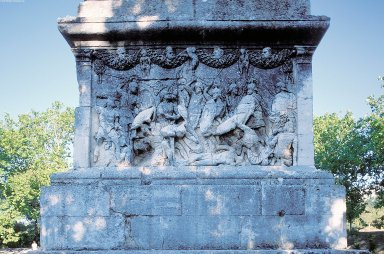 Glanum: Cenotaph of the Julii