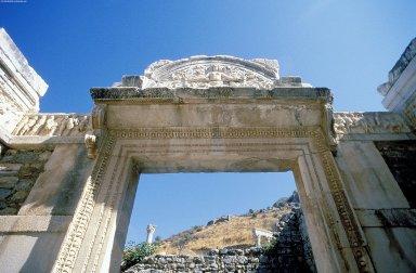 Ephesus: Temple of Hadrian