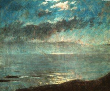 Moonlight at Sea
