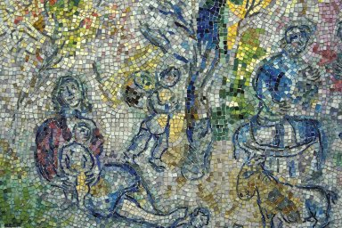 Four Seasons Mosaic