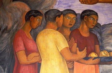 Secretariat of Public Education Murals