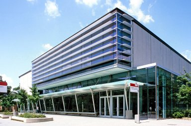 York University Computer Science and Engineering Building