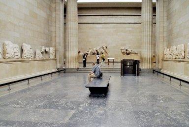 Parthenon Gallery, British Museum