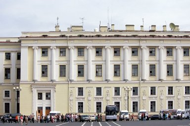General Staff of the Russian Army Building
