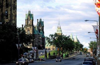 Canadian Parliament Buildings