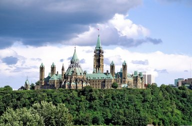 Canadian Parliament Buildings