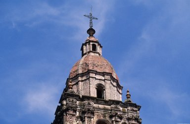 Templo y ex Convento de Natividad
