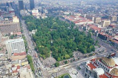 Alameda Central [park]