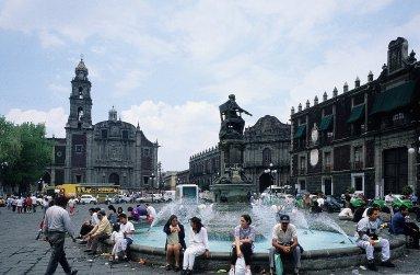 Plaza de Santa Domingo