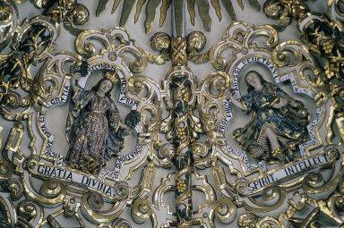 Iglesia de Santo Domingo: Capilla del Rosario