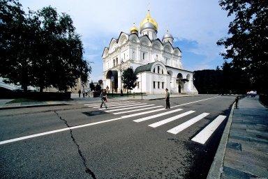 Moscow Kremlin: Churches