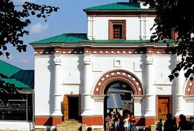 Kolomenskoye: Entrance Gates
