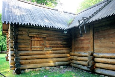 Peter the Great Cabin