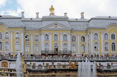 Peterhof; Grand Palace