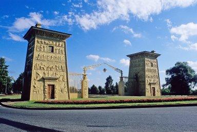 Pavlovsk Park and Gardens