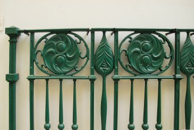 Iron Railing from Scotland