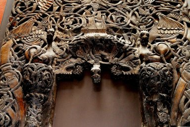 ¿l Church Doorway [plaster cast]