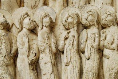 Pentecost Relief from Santo Domingo de Silos [plaster cast]