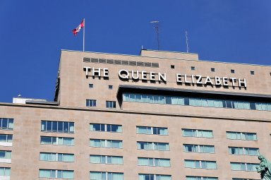Queen Elizabeth Hotel