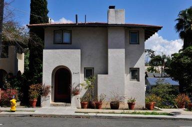 Miss Katherine Teats Houses
