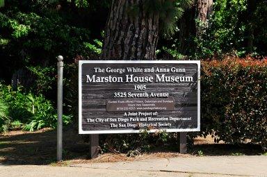George W. Marston House