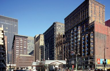 Monadnock Building; South Addition